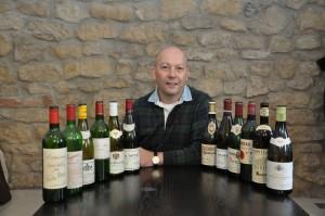 Alexandre Wagner dégustation vins rares