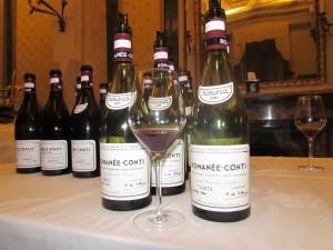 Romanée Conti 1961 et 1971 - Alexandre Wagner