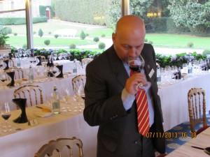 Alexandre Wagner-villa d'Este Wine Symposium