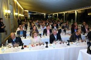 Dégustation prestige du Domaine de la Romanée Conti-Villa d'Este Wine Symposium