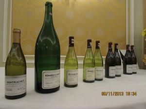 Dégustation prestige -Villa d'Este Wine Symposium
