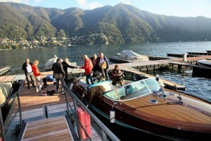 encore un tour en Riva sur le Lac de Côme