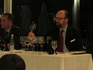 Prince Robert de Luxembourg-Château haut Brion et Château La Mission haut Brion -Villa d'Este Wine Symposium