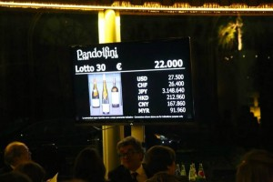 Vente aux enchères Pandolfini - Villa d'Este Wine Symposium 2014